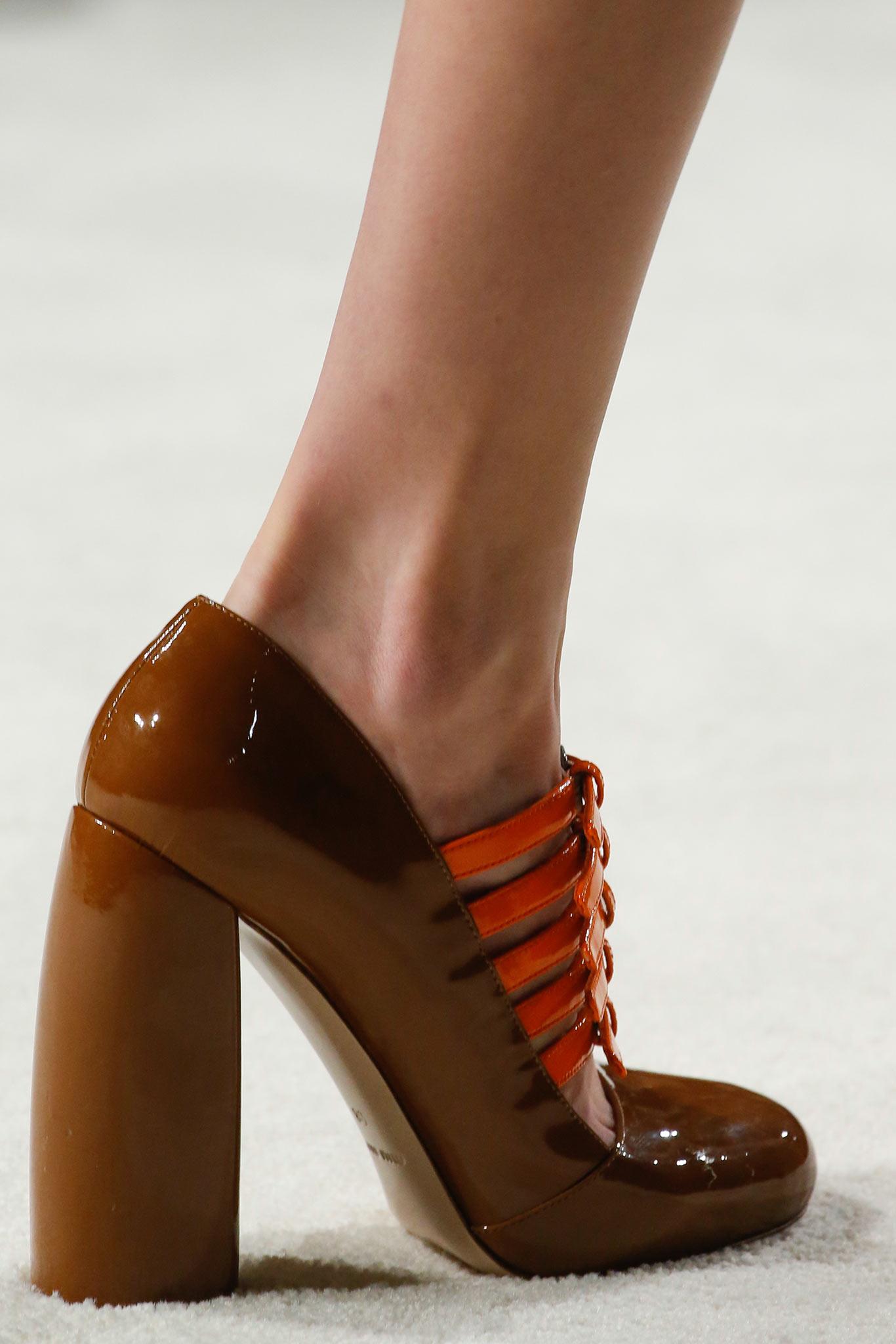 Miu Miu Black Shoes