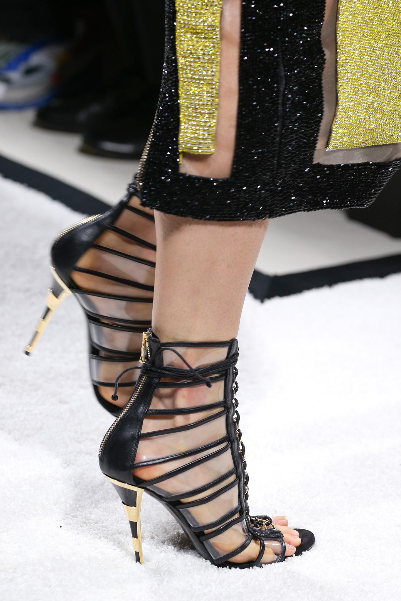 Shoes Fashion Show 2015 Paris Fashion Show