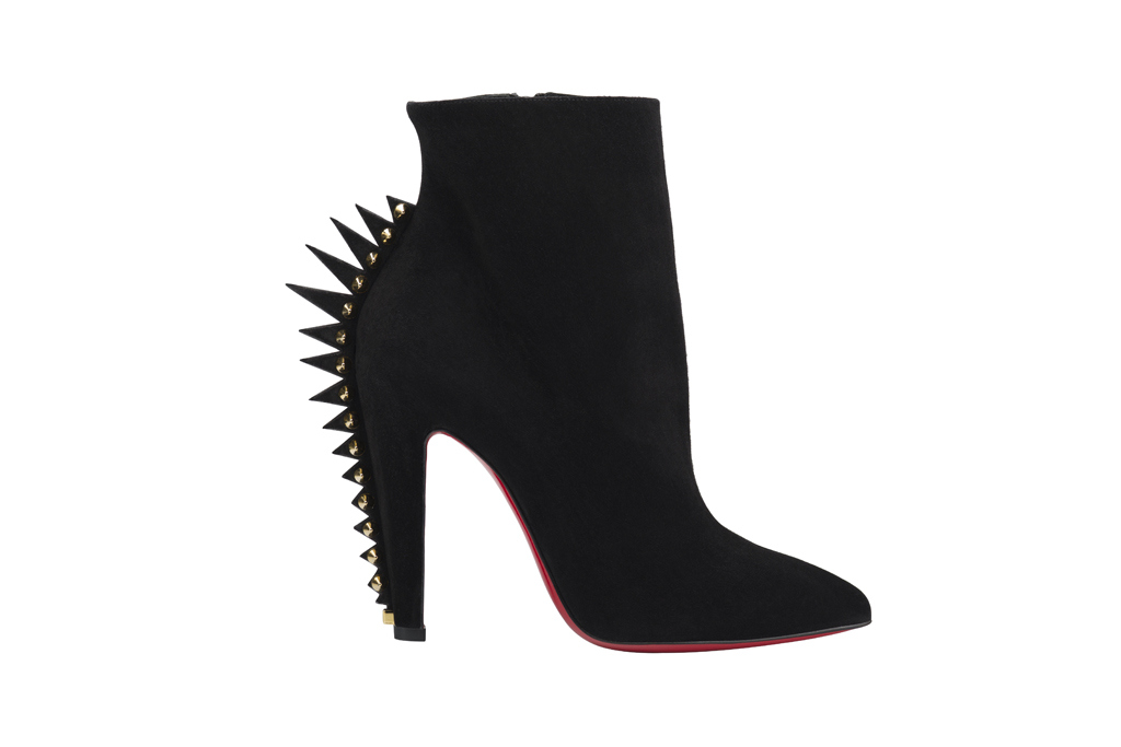louboutin ankle boots 2015