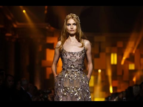 Elie Saab Fall 2015 Haute Couture Show-Video