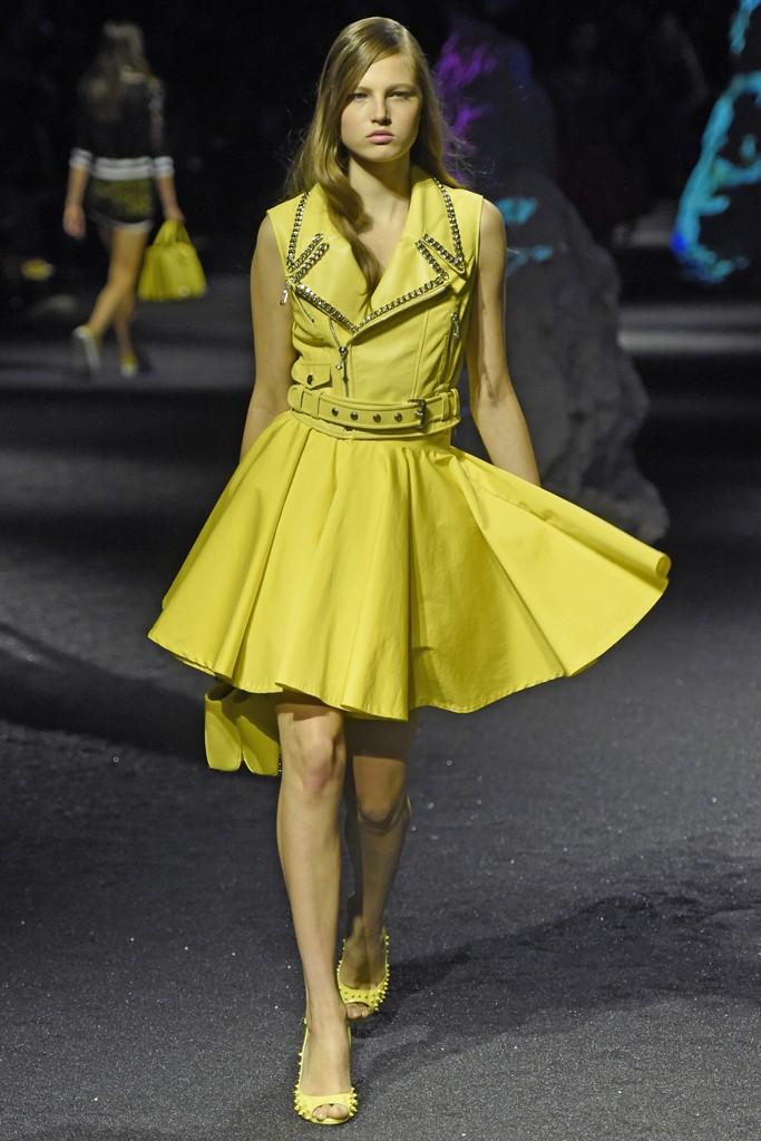 Spring Fashion Show 2015 Philipp Plein Spring