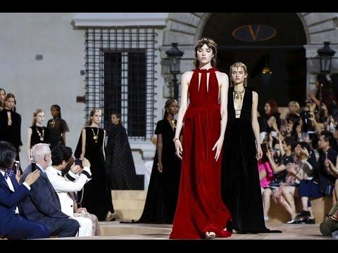 Valentino Fall 2015 Haute Couture Show-Video