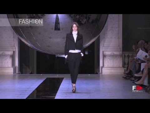 Video of the Dice Kayek Fall 2015 Haute Couture Show