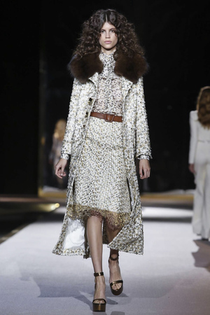 Ermanno scervino fall 2016 milan fashion week show r a w for Milan show 2016